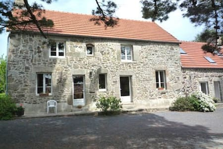 Grande maison pour famille - Le Vast - 独立屋