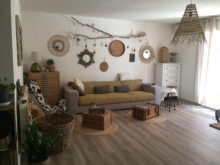 Chambre privée le cocon de Calou