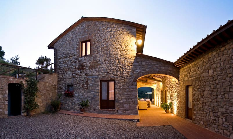 Hotel Le Noci - Location in Chianti for your Event
