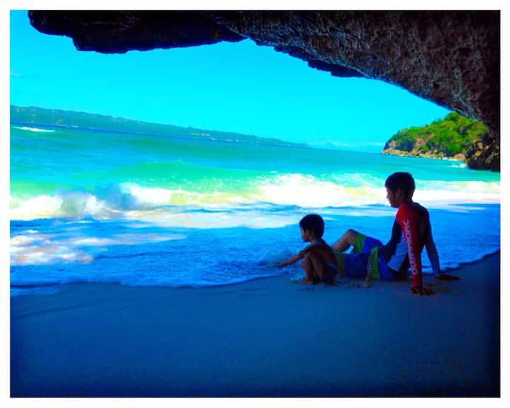 Boracay Budget Room #2 Puka Beach