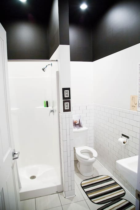 Private bathroom in your room.