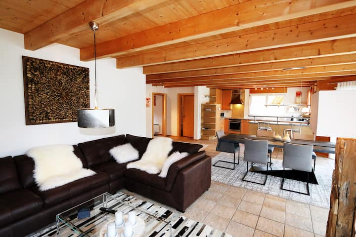 Chalet Inge - Quiet and sunny chalet with sauna, terrace and garden