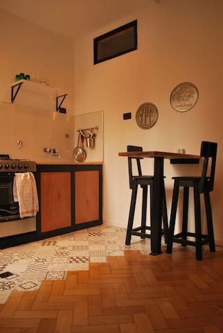 Romantic appartement in San Telmo!