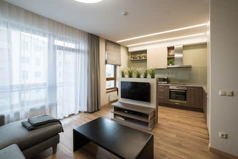 Apartment Next to Panorama Shopping Mall 1