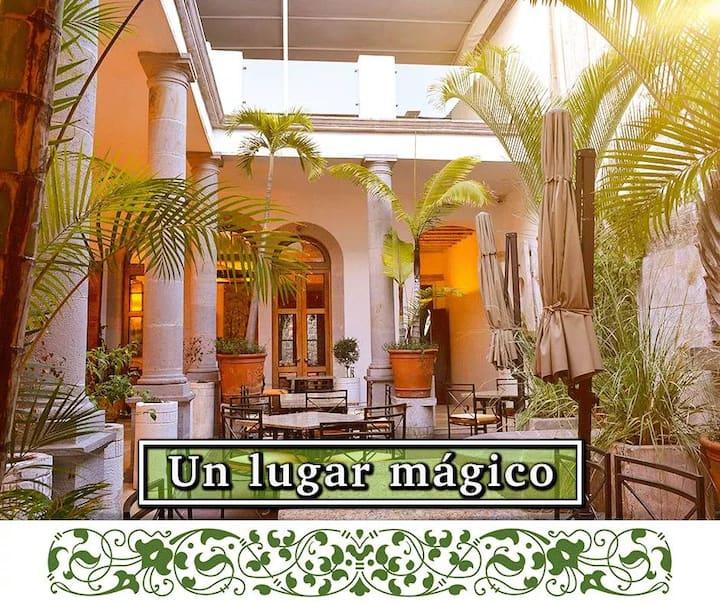 Hotel Casa San Diego, tu casa en Morelia