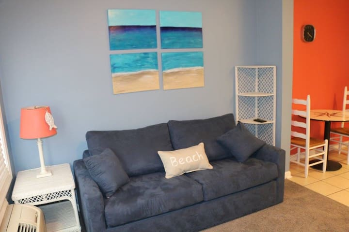 Beach Retreat Vacation Condo