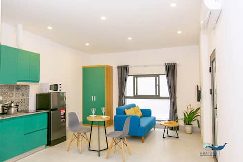 NEW, AIRY, MODERN STYLE SERVICED APARTMENT IN VINH