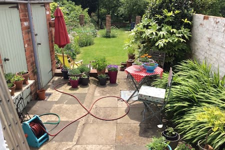 Charming Victorian Town House - Market Harborough - House