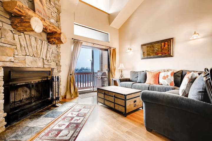Across the Street from Park City Mountain - PP303B