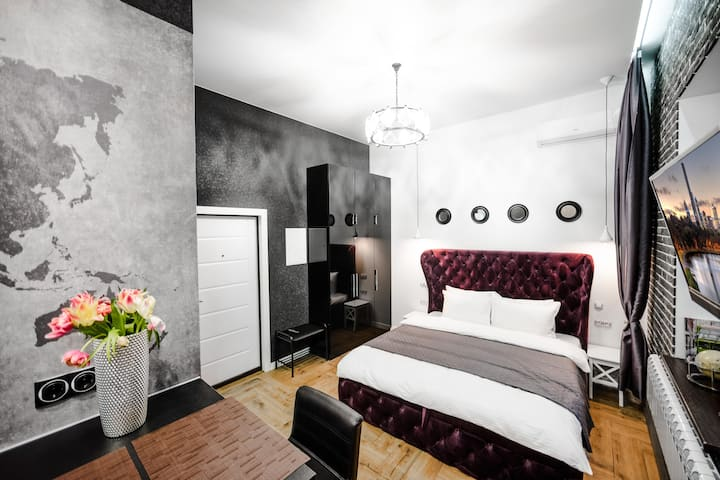 Amazing VIP Studio On Pushkinskaya Street ID 7002