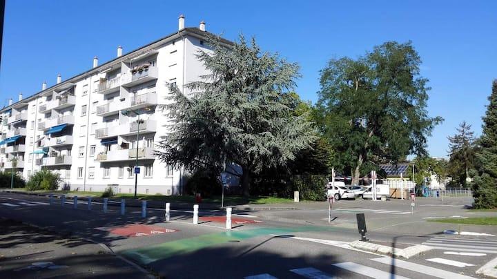 Appartement frontière Suisse