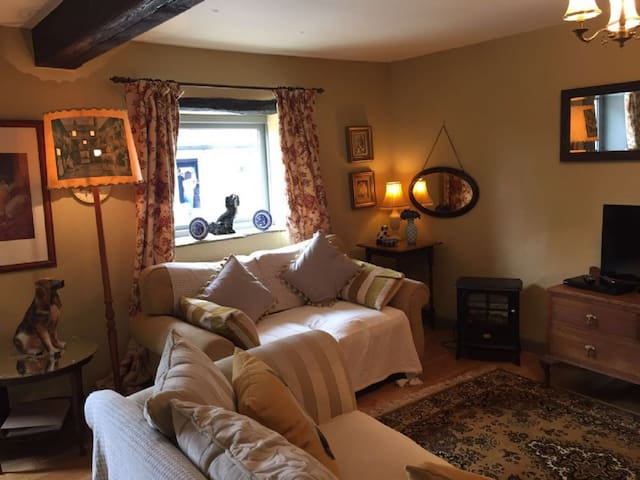 Bramble  - Haddon Grove Farm Cottages - Bakewell - Huis