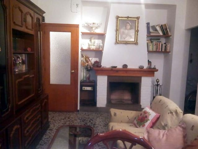 Habitación en piso compartido - Estación de Cártama - Huis