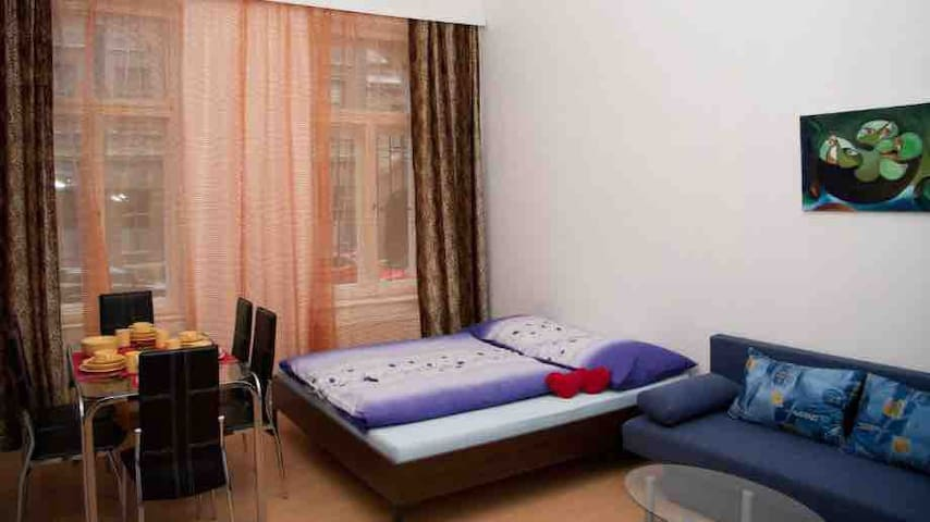 Comfortable Room in 15 m. from City Center