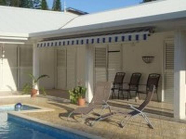 Villa soleil - Plum - Casa