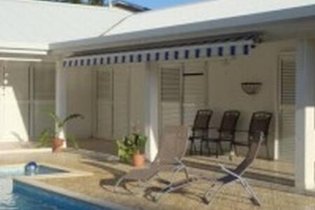 Villa soleil - Plum - Huis