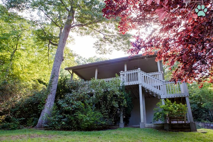Blue Ridge Retreat-Mountain Splendor, Asheville/Black Mountain-Pet Friendly! - Swannanoa - Apartment