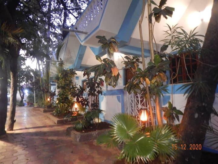 Birdsong, Anjuna- Standard Room-2 Garden View