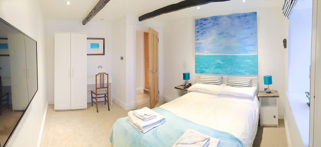Nautical Double Bedroom