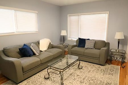 Two Bedroom Private Suite in Downtown MooseJaw