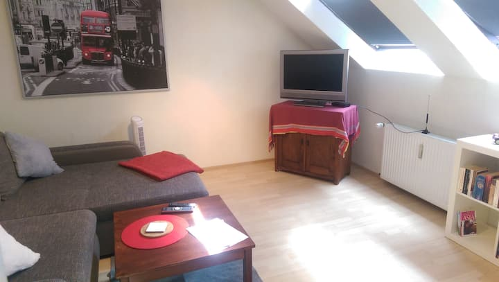 Cosy self-contained apartment in Krefeld