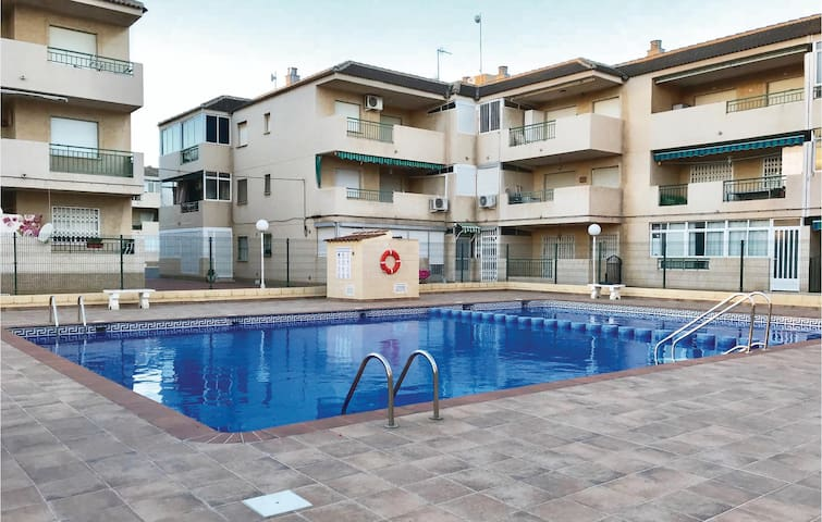 Holiday apartment with 1 room on 31m² in Los Alcázares