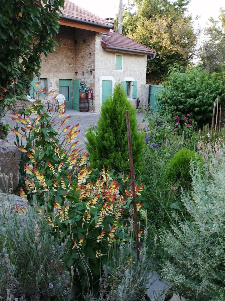Mon petit cottage au vert