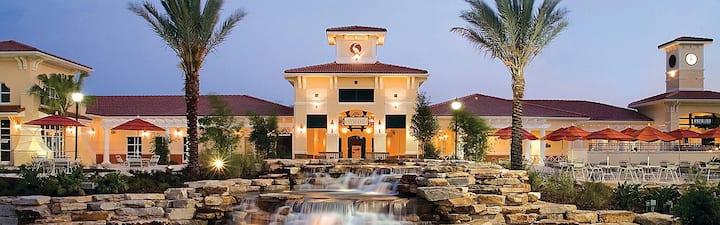 Entire 2BR Villa at Orange Lakes Resort!