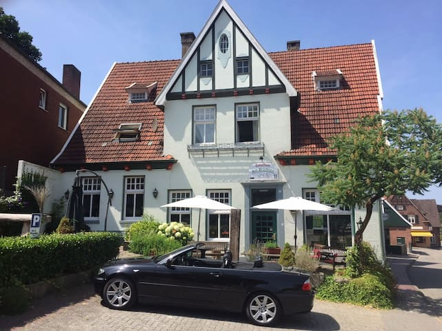 Bad Bentheim.... Stadt met geschiedenis...