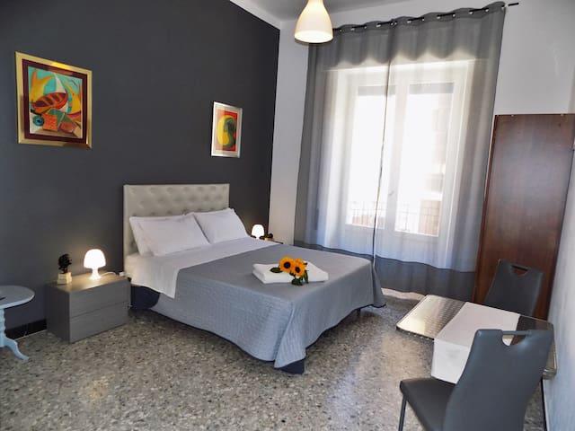 Room in beautiful seaside house 3 - Trapani - Apartament