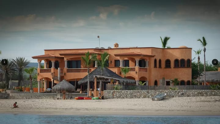 Casa Rodriguez Luxury Villa on Private Sand Beach