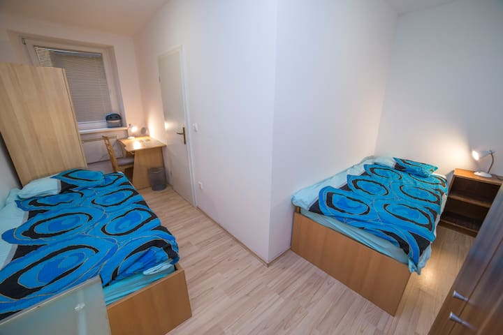 Double room, great location in the city center - Maribor - Apartemen