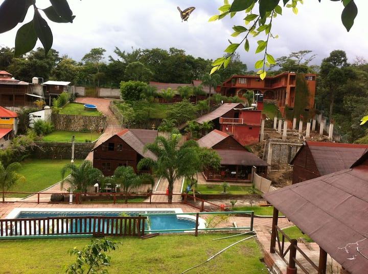 Country Club Xalapa Living Rotamundos HabH 5,6,9