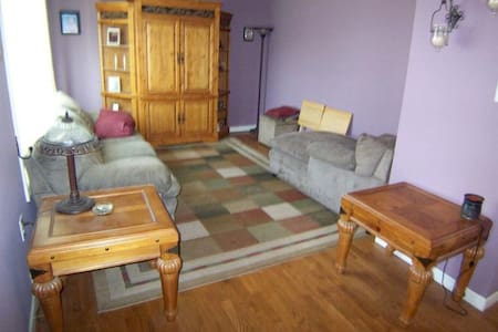 Cozy private rooms near edison station and rutgers - Edison - Apartment - 1