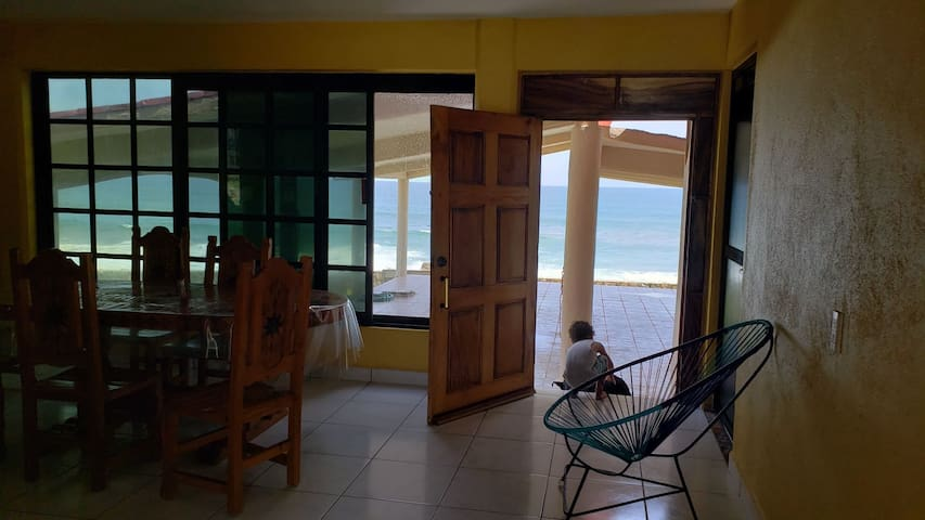 Habitacion En Casa Con Vista Al Mar