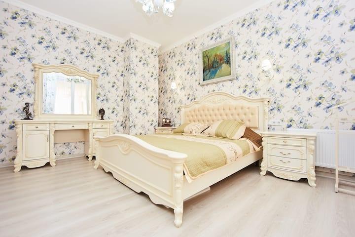 Лучшие Апартаменты на Макаренко. 7 мин до Моря