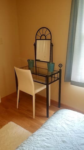Blue Room Dressing Table