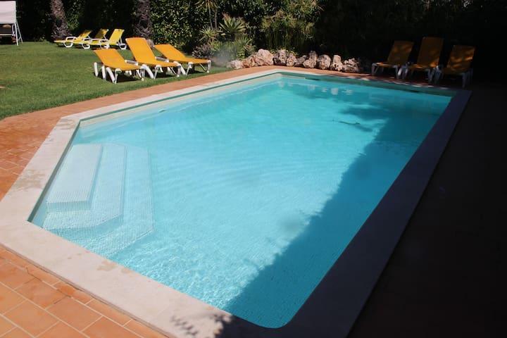 Casa Férias Algarve V5 com piscina privada - Albufeira - Huis