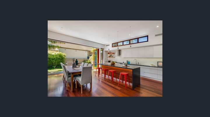 Manly Beach House... Perfect group/family holiday!