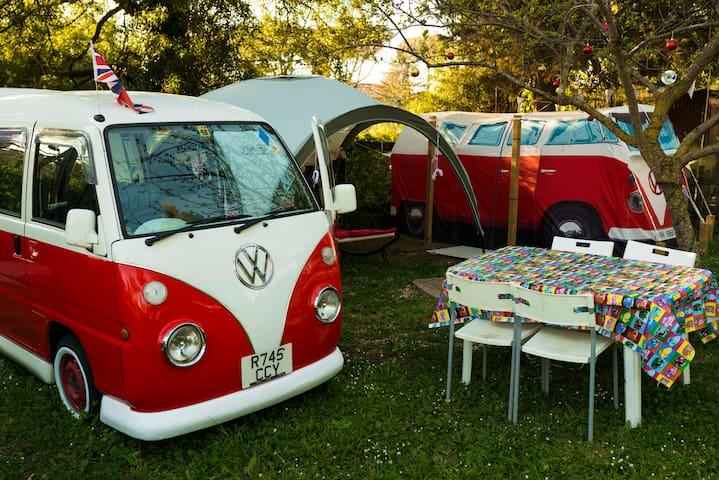 Bella Vacanze - Rom - Wohnwagen/Wohnmobil