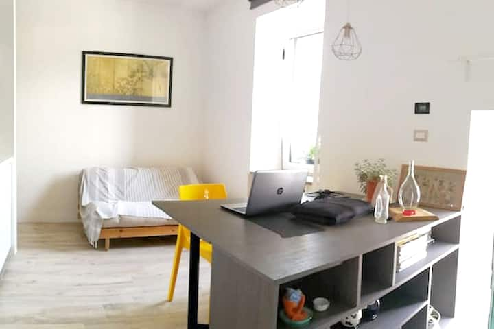 Apartment with one bedroom in Finocchito, with WiFi