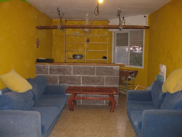Great Aprt in the center of Katsrin - Qatsrin - Appartement