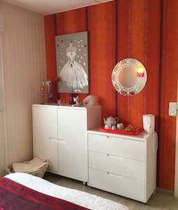 Chambre particulier - Saintes - Rumah