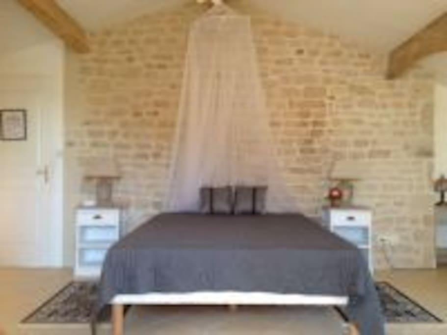 Chambre 1 avec 3 lits - 40m2