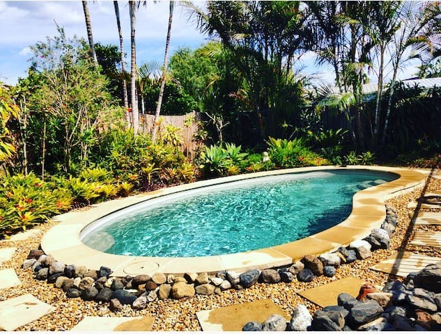 """The beach pad"" at Mylestom - Mylestom - Casa"