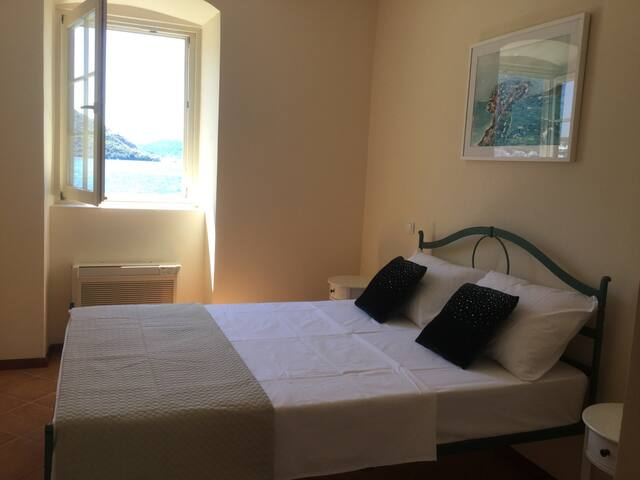7 HILLS Vila Perast-standard room sea view