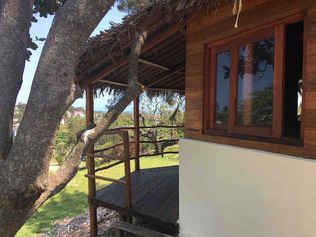 Bungalow in central Fort Dauphin