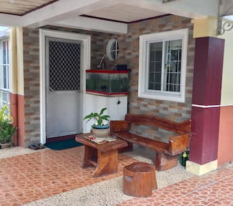 An enticing & cozy home + nature - Imus City - House