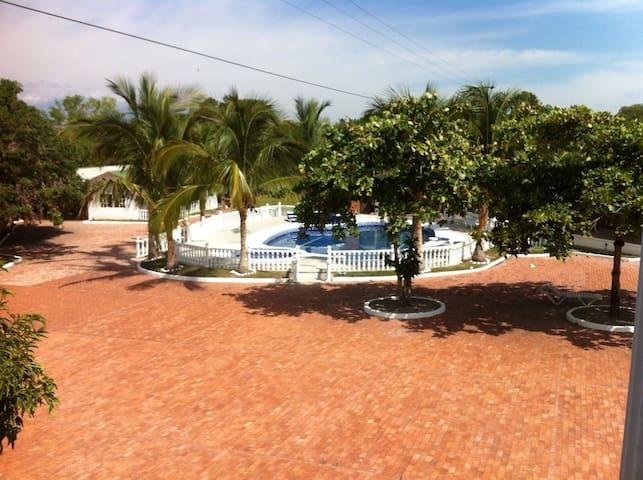 Espectacular Finca Ibague - Payande - Casa
