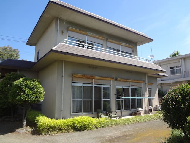 House with Onsen (hot spring) - Fuefuki-shi - Casa